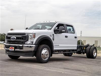 2020 Ford F-450 Crew Cab DRW 4x2, Cab Chassis #FL2997 - photo 1