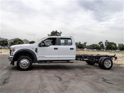 2020 Ford F-450 Crew Cab DRW 4x2, Cab Chassis #FL2997 - photo 3