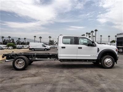 2020 Ford F-450 Crew Cab DRW 4x2, Cab Chassis #FL2997 - photo 5