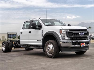 2020 Ford F-450 Crew Cab DRW 4x2, Cab Chassis #FL2997 - photo 6