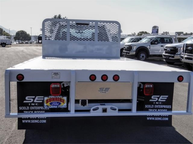 2020 Ford F-550 Regular Cab DRW 4x2, Scelzi WFB Flatbed #FL3054 - photo 10
