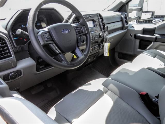 2020 Ford F-550 Regular Cab DRW 4x2, Scelzi Signature Service Body #FL3055 - photo 9