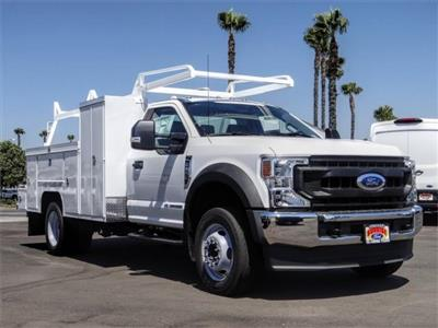 2020 Ford F-550 Regular Cab DRW 4x2, Scelzi Signature Service Body #FL3055 - photo 6