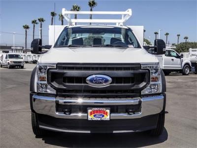 2020 Ford F-550 Regular Cab DRW 4x2, Scelzi Signature Service Body #FL3055 - photo 7