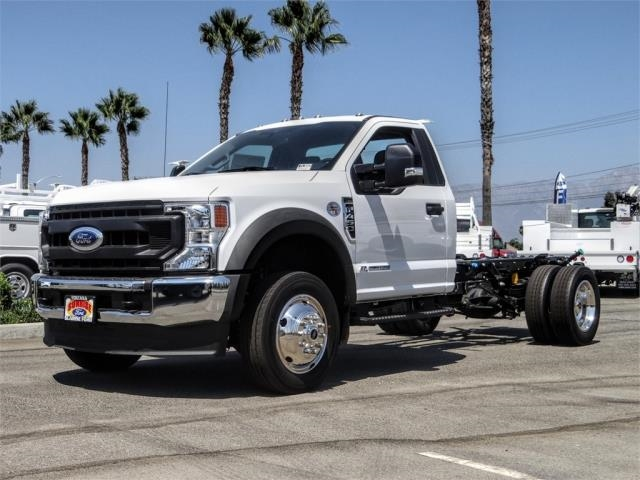 2020 Ford F-450 Regular Cab DRW 4x2, Cab Chassis #FL3065 - photo 1