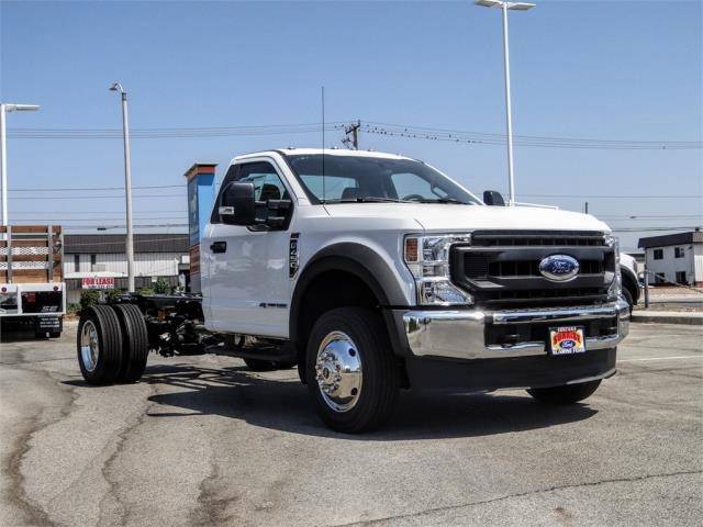 2020 Ford F-450 Regular Cab DRW 4x2, Cab Chassis #FL3065 - photo 6