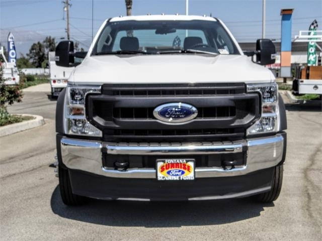 2020 Ford F-450 Regular Cab DRW 4x2, Cab Chassis #FL3065 - photo 7