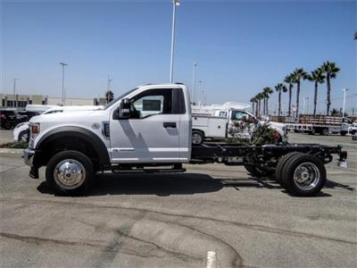 2020 Ford F-450 Regular Cab DRW 4x2, Cab Chassis #FL3065 - photo 3