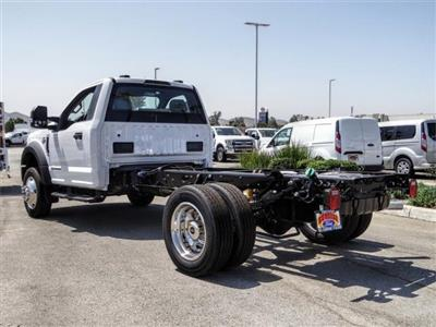2020 Ford F-450 Regular Cab DRW 4x2, Cab Chassis #FL3065 - photo 2