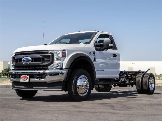 2020 Ford F-450 Regular Cab DRW 4x2, Cab Chassis #FL3067 - photo 1