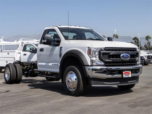2020 Ford F-450 Regular Cab DRW 4x2, Cab Chassis #FL3067 - photo 6