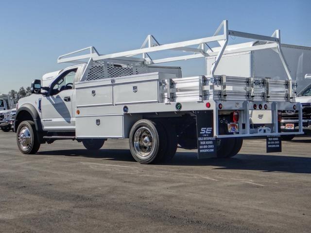 2020 Ford F-450 Regular Cab DRW 4x2, Scelzi CTFB Contractor Body #FL3067 - photo 2