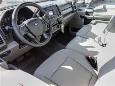 2020 Ford F-450 Regular Cab DRW 4x2, Scelzi CTFB Contractor Body #FL3067 - photo 9