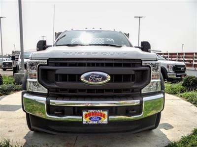 2020 Ford F-450 Regular Cab DRW 4x2, Scelzi WFB Stake Bed #FL3068 - photo 8