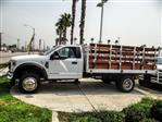 2020 Ford F-450 Regular Cab DRW 4x2, Scelzi WFB Stake Bed #FL3068 - photo 3