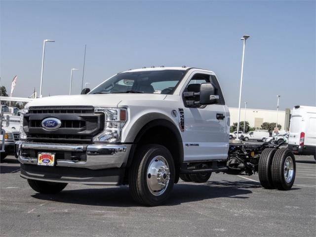 2020 Ford F-450 Regular Cab DRW 4x2, Cab Chassis #FL3094 - photo 1