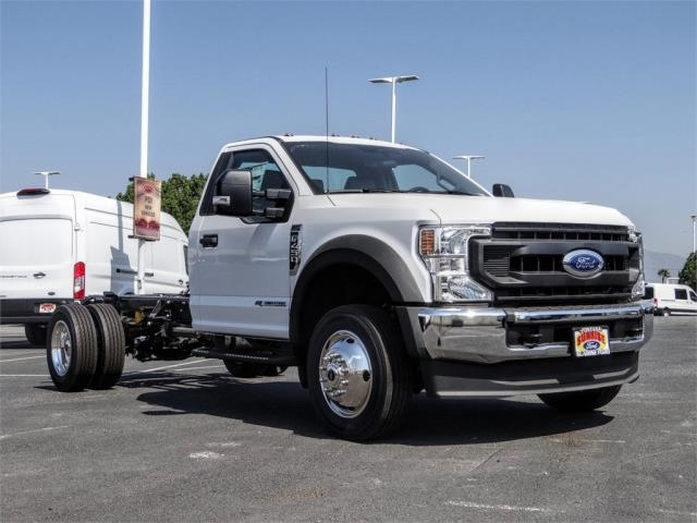 2020 Ford F-450 Regular Cab DRW 4x2, Cab Chassis #FL3094 - photo 6