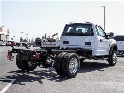 2020 Ford F-450 Regular Cab DRW 4x2, Cab Chassis #FL3094 - photo 4