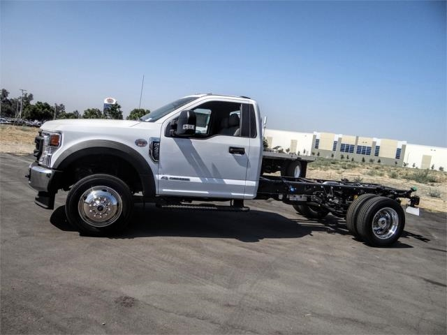 2020 Ford F-450 Regular Cab DRW 4x2, Cab Chassis #FL3095 - photo 3