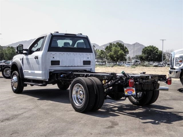 2020 Ford F-450 Regular Cab DRW 4x2, Cab Chassis #FL3095 - photo 2