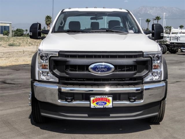 2020 Ford F-450 Regular Cab DRW 4x2, Cab Chassis #FL3095 - photo 7