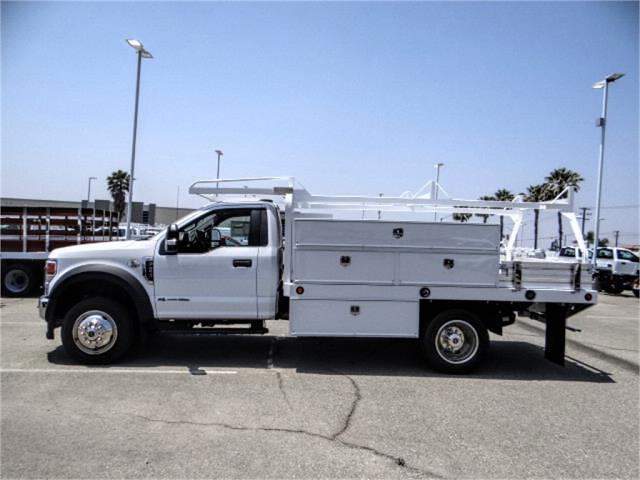2020 F-450 Regular Cab DRW 4x2,  Scelzi SFB Contractor Body #FL3095 - photo 3