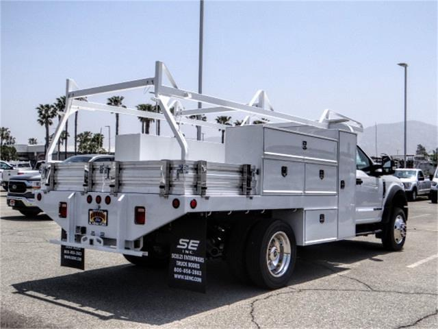 2020 F-450 Regular Cab DRW 4x2,  Scelzi SFB Contractor Body #FL3095 - photo 4