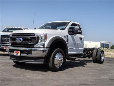 2020 Ford F-450 Regular Cab DRW 4x2, Cab Chassis #FL3095 - photo 1