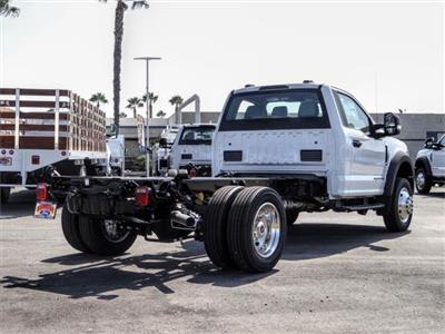 2020 Ford F-450 Regular Cab DRW 4x2, Cab Chassis #FL3095 - photo 4
