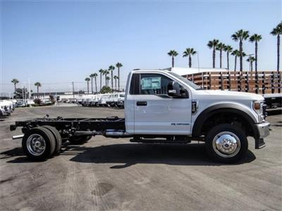 2020 Ford F-450 Regular Cab DRW 4x2, Cab Chassis #FL3095 - photo 5