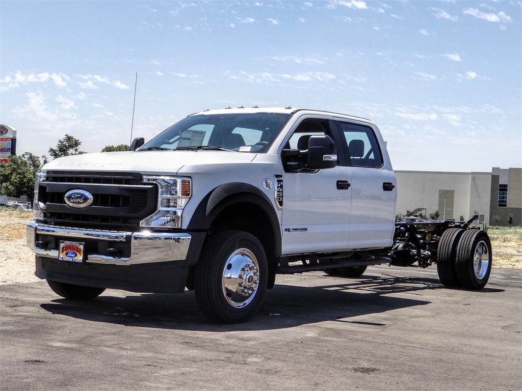 2020 Ford F-450 Crew Cab DRW 4x2, Cab Chassis #FL3196 - photo 1