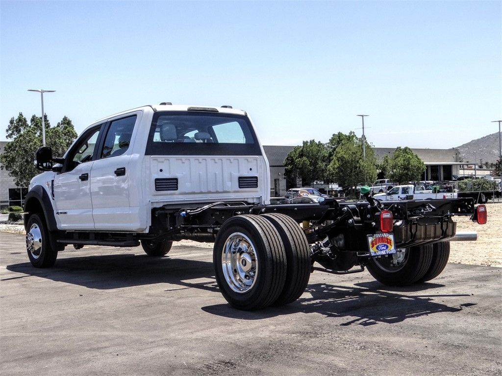 2020 Ford F-450 Crew Cab DRW 4x2, Cab Chassis #FL3196 - photo 2