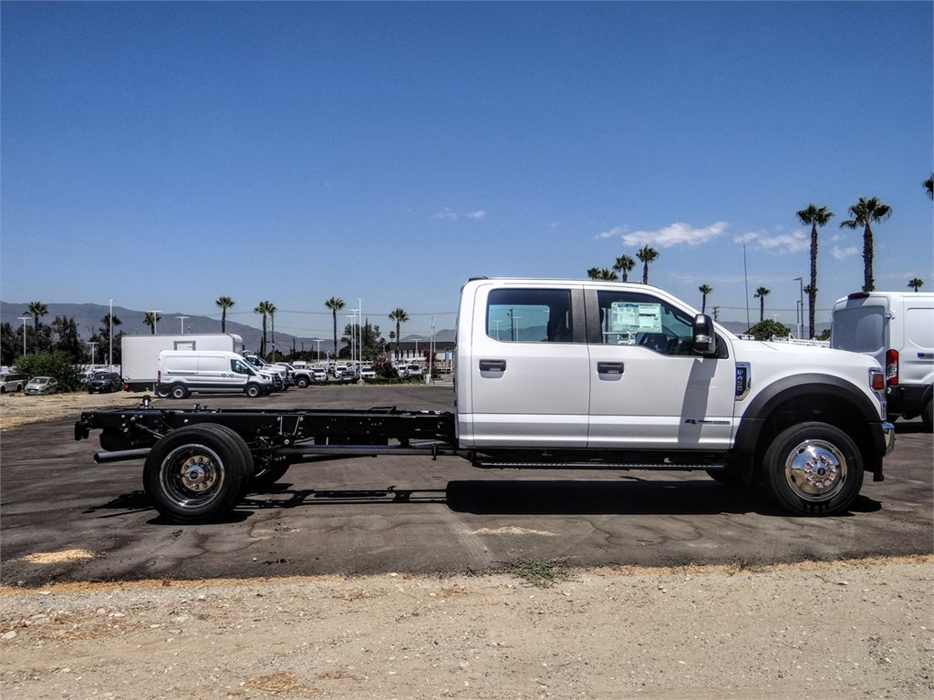 2020 Ford F-450 Crew Cab DRW 4x2, Cab Chassis #FL3196 - photo 5