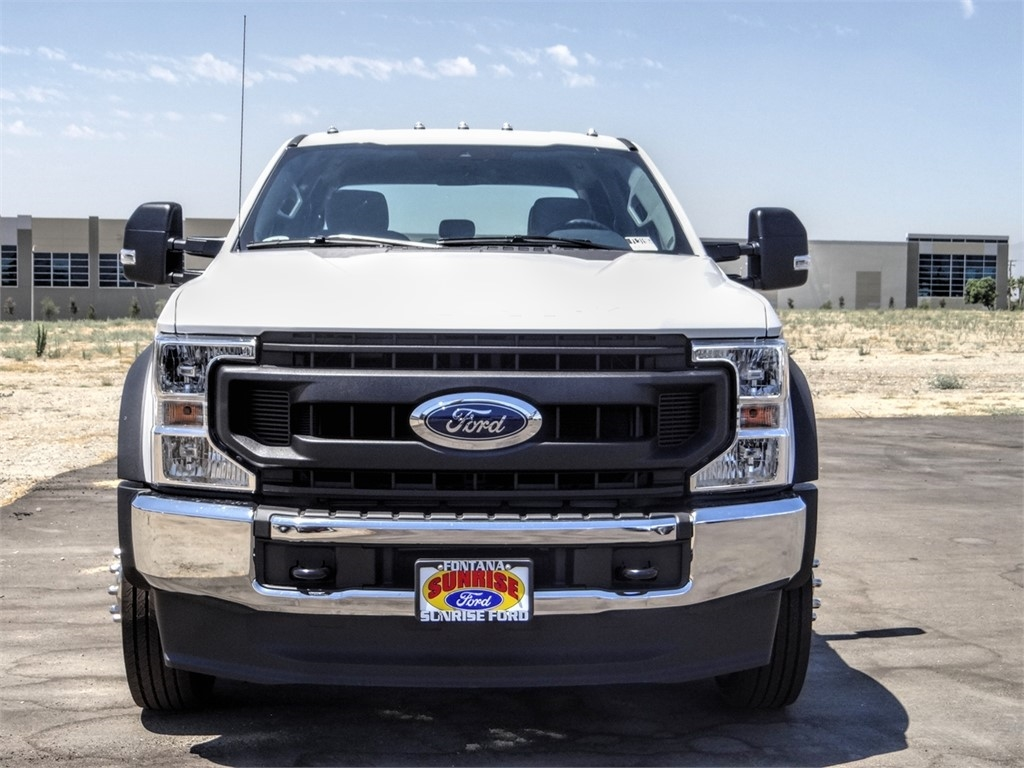 2020 Ford F-450 Crew Cab DRW 4x2, Cab Chassis #FL3196 - photo 7