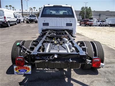 2020 Ford F-450 Crew Cab DRW 4x2, Cab Chassis #FL3196 - photo 9
