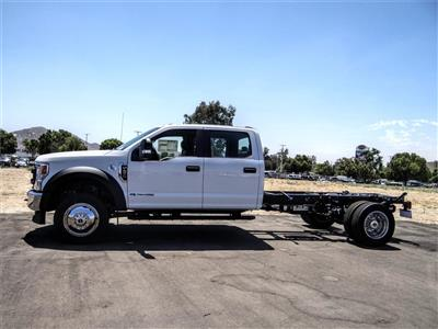 2020 Ford F-450 Crew Cab DRW 4x2, Cab Chassis #FL3196 - photo 3
