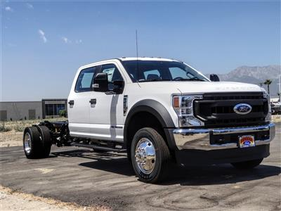 2020 Ford F-450 Crew Cab DRW 4x2, Cab Chassis #FL3196 - photo 6