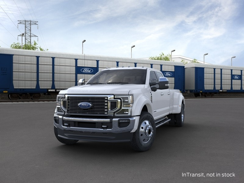 2020 Ford F-450 Crew Cab DRW 4x4, Pickup #FL3208 - photo 3