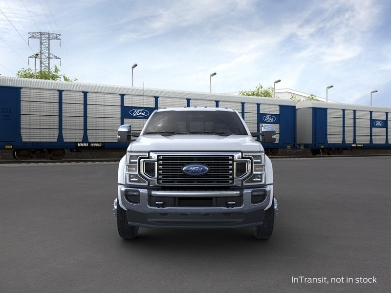 2020 Ford F-450 Crew Cab DRW 4x4, Pickup #FL3208 - photo 6