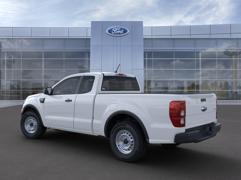 2020 Ford Ranger Super Cab 4x2, Pickup #FL3221 - photo 2