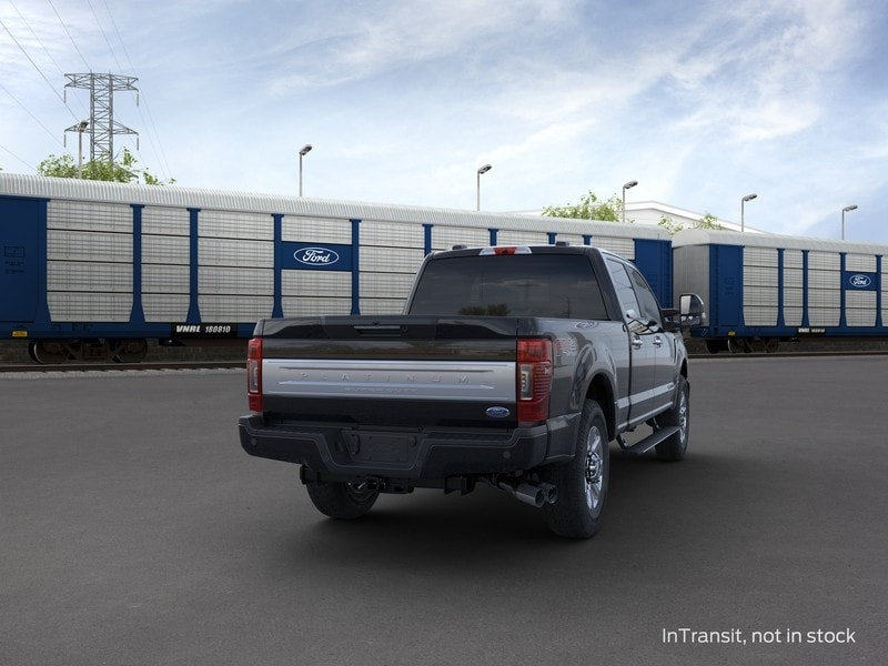 2020 Ford F-250 Crew Cab 4x4, Pickup #FL3258 - photo 8