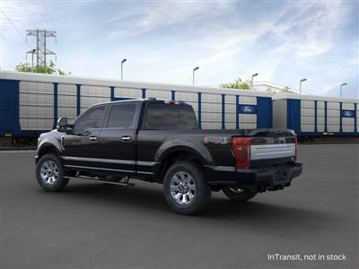 2020 Ford F-250 Crew Cab 4x4, Pickup #FL3258 - photo 2
