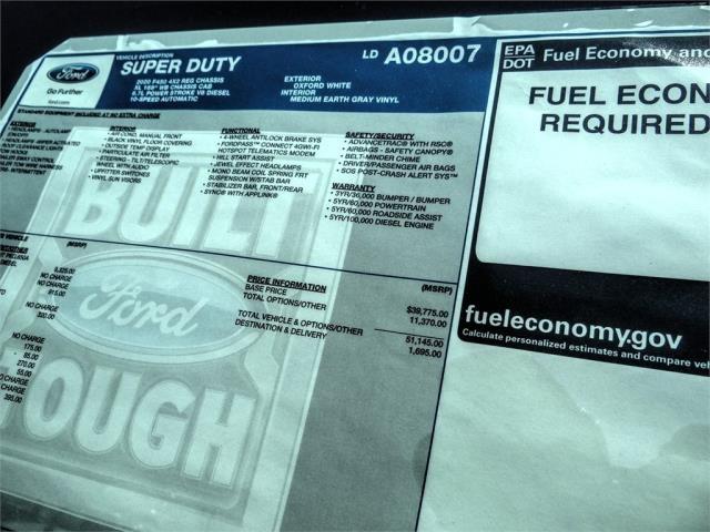 2020 Ford F-450 Regular Cab DRW 4x2, Scelzi SCTFB Contractor Body #FL3270 - photo 15
