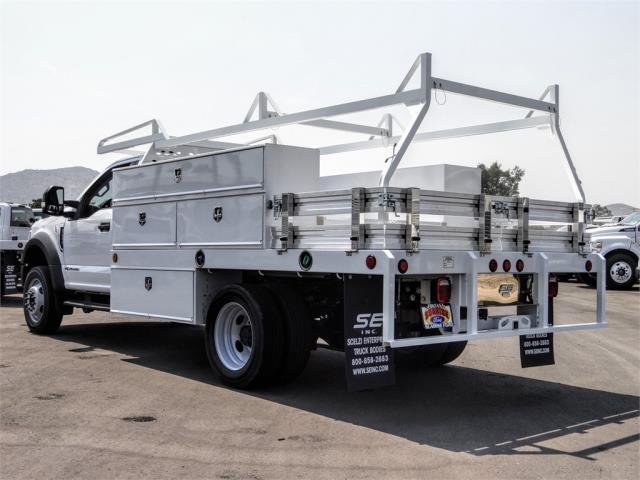 2020 Ford F-450 Regular Cab DRW 4x2, Scelzi SCTFB Contractor Body #FL3270 - photo 6