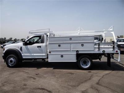 2020 Ford F-450 Regular Cab DRW 4x2, Scelzi SCTFB Contractor Body #FL3270 - photo 3