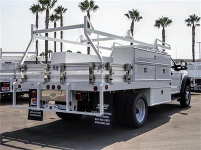 2020 Ford F-450 Regular Cab DRW 4x2, Scelzi SCTFB Contractor Body #FL3270 - photo 4