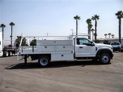 2020 Ford F-450 Regular Cab DRW 4x2, Scelzi SCTFB Contractor Body #FL3270 - photo 5