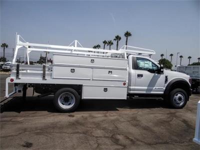 2020 Ford F-450 Regular Cab DRW 4x2, Scelzi SCTFB Contractor Body #FL3270 - photo 8