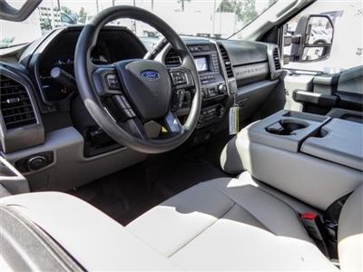 2020 Ford F-450 Regular Cab DRW 4x2, Scelzi WFB Flatbed #FL3313 - photo 8
