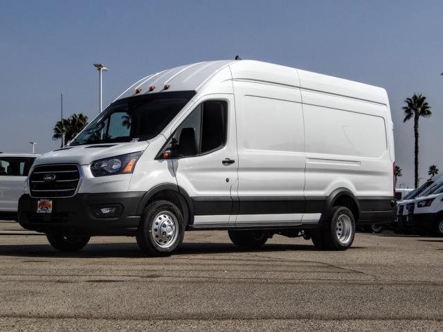 2020 Ford Transit 350 HD High Roof DRW RWD, Empty Cargo Van #FL3327 - photo 1